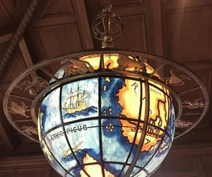 Tulsa, philbrook museum of art, and globe chandelier image