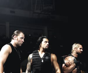 wwe, seth rollins, and the shield image