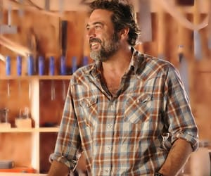 famous, jeffrey dean morgan, and daddy's image
