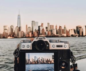 beauty, camera, and new york image