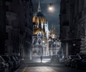 architecture, cities, and budapest image