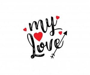 romantic, valentine, and cute image
