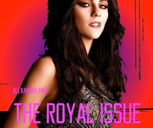 magazine, alexandra park, and the royals image