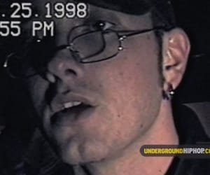 1998, earrings, and eminem image