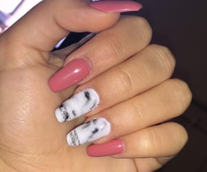 nails and background image