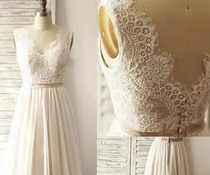 simple wedding dresses, cheap wedding dresses, and lace wedding dresses image