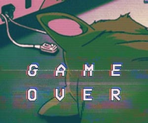 game, wallpaper, and game over image