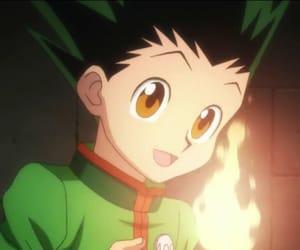 anime, hunter x hunter, and anime boy image