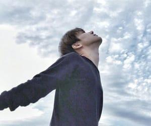 art, sky, and ten image