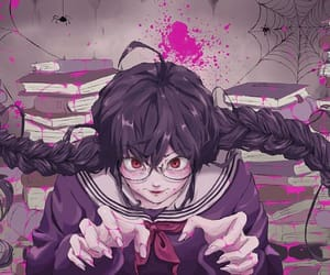 anime, danganronpa, and fukawa touko image