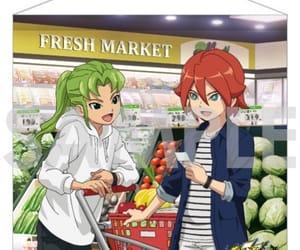 anime, inazuma eleven, and midorikawa ryuuji image