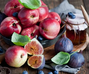 diet, figs, and fitness image