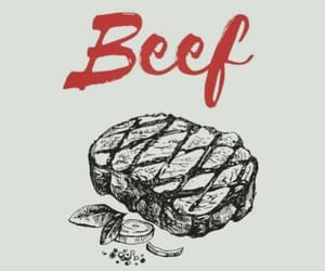beef, romance, and dinner image
