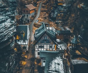 aerial photography, beautiful, and design image
