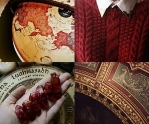 harry potter, gryffindor, and lockscreen image