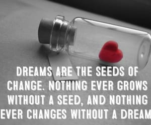 changes, Dream, and dreams image