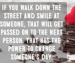changes, happiness, and pay it forward image