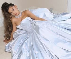 ball gown, cinderella, and hair extensions image