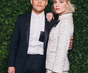 couple, pretty, and bohemian rhapsody image