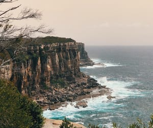 aesthetic, australia, and cliffs image