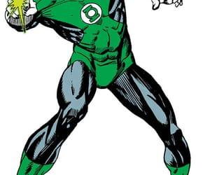 green lantern, gil kane, and dc comics image