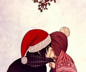 anime, christmas, and naruto image