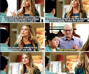modern family, funny, and sofia vergara image