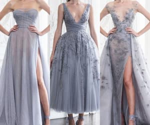 dress, fashion, and fancy image