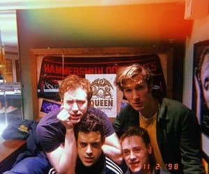 Queen, bohemian rhapsody, and rami malek image
