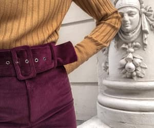 beauty, jeans, and outfit image