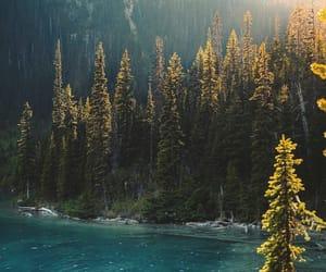 british columbia, canada, and joffre lakes image