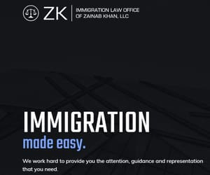 immigration, visas, and Law image