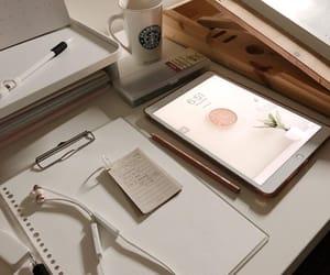 desk, inspiration, and korean image