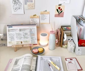 desk, inspiration, and korean image
