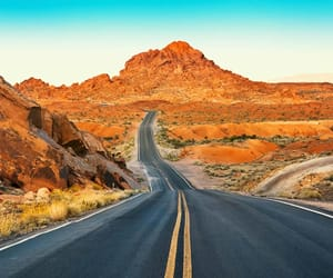 Nevada, Road Trip, and road image