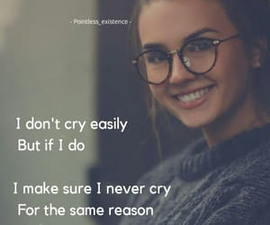cry, girly, and text image