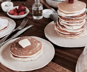 pancakes, delicious, and food image