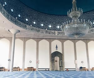 architecture, beautiful, and mosquee image