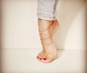 fashion, feet, and foot image