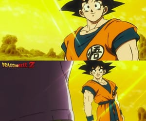 anime, sangoku, and dbs image