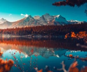 nature, mountain, and travel image