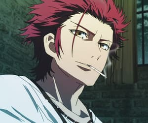anime, suoh mikoto, and k seven stories image