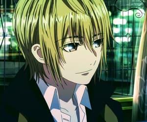 anime, k seven stories, and anime boy image