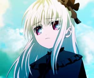 anime, anime girl, and k seven stories image