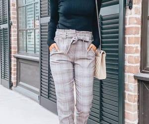 bag, black, and blond image