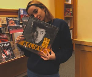 believe, bieber, and justinbieber image