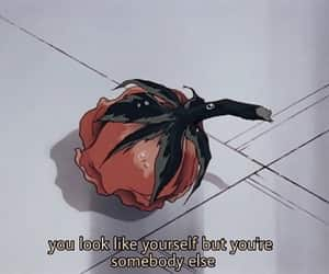 anime, rose, and manga image