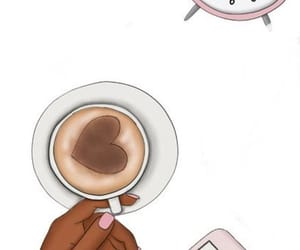 alarm, but, and coffee image