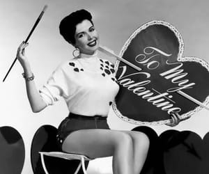 hollywood, pin-up, and golden age image
