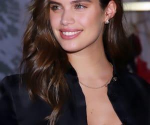 angel, beauty queen, and brunette image